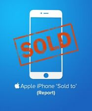 iPHONE IMEI SOLD-TO OR SOLD-BY AND COVERAGE CHECK (SUPPORTS i7/i8/X)