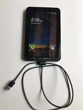 Samsung Galaxy Tab SPH-P100 8GB Sprint White WORKING