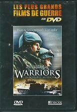 DVD WARRIOR L'IMPOSSIBLE MISSION