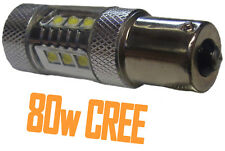 80W Cree Xenon White 1156 382 High Power LED Reverse Bulb BMW 3 Series