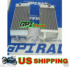 Aluminum RADIATOR for YAMAHA YZ250 YZ 250 90-91 1990 /  WR250 WR 250 1991