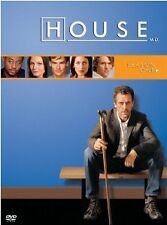 Brand New DVD House, M.D.: Season One Hugh Laurie Omar Epps Robert Sean Leonar