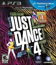 Just Dance 4 Sony Playstation 3 ps3