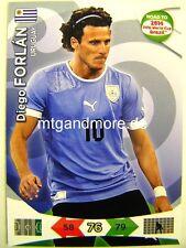 ADRENALYN XL-Diego Forlan-URUGUAY-Road to 2014 FIFA World Cup Brazil