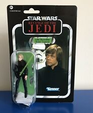 Star Wars Vintage Collection Vc23 Luke Skywalker Jedi Knight Action Figure New