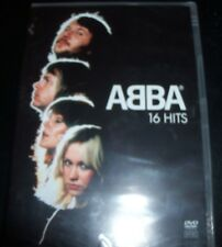 Abba 16 Hits The Videos Best Of Greatest Hits (Australia All Region) DVD - NEW