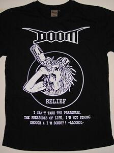 Doom - Relief ethical t-shirt (crust punk d-beat)