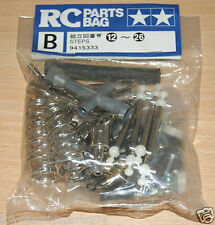 Tamiya 58191 Calsonic Skyline GT-R/TL01, 9415333/19415333 Metal Parts Bag B, NIP