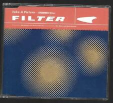 Filter - Take A Picture **1999 Australian 5 Track CD Single**VGC Different cover