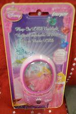New Disney Princess Sleeping Beauty Nightlight Plug In Pink Auto On Light