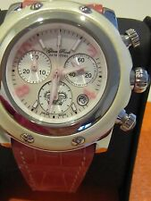 GLAM ROCK MIAMI Collection Chronograph Watch with Date GR10130