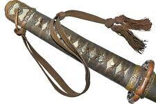 *MINTY* WWII Japanese Samurai Sword WW2 SHIN GUNTO World War 2 KATANA BLADE