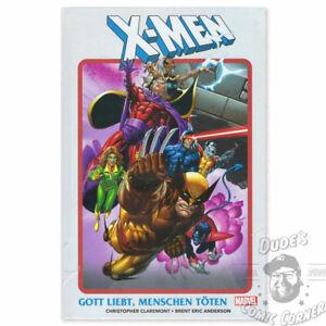 Panini Comics X-Men – Gott liebt, Menschen töten Hardcover Klassiker Comic NEU