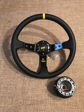 Volante Suzuki SJ 410-413 Volante Sportivo 3 Razze Concave New