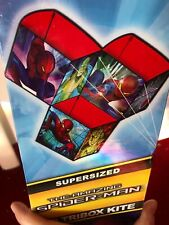 "Marvel Amazing spider-Man 39"" Inch Triwinder 3D Kite"