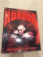 Kim Newman; James Marriott HORROR hardback definitive guide cinema of fear 2006