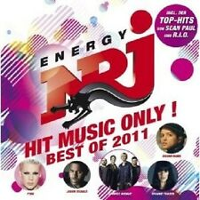 Energy Hits (Hit Music Only) Best of 2011 2 CD pop NEUF