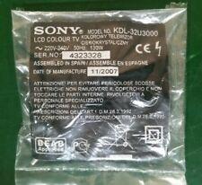 TV Sony KDL 32U3000 Tornillos de montaje