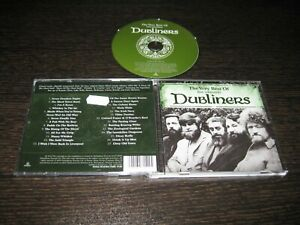 THE DUBLINERS CD THE VERY OF THE ORIGINAL DUBLINERS