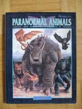 SHADOWRUN – Paranormal Animals of North America - FASA 7105 English Roleplaying