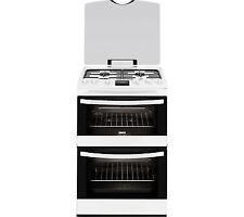 Zanussi ZCG63330WA 60 Cm Gas Cooker White