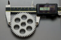 South Bend 9/10K metal lathe 48 tooth Nylon change gear 9/16 keyed bore 3/8 wide
