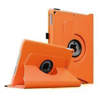 360 Rotating PU Leather Folio Case Smart Cover Stand For Apple IPad Mini 1 2 3