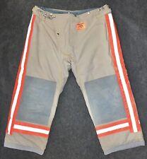 Morning Pride Firefighter Turnout Pants Bunker Gear Liner 42 X 27 Costume 4t