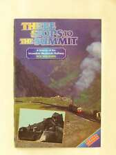Three Stops to the Summit, Williams, Rol, New Book
