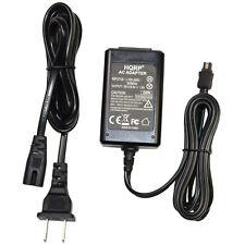 HQRP AC Adapter for Sony Handycam DCR-HC37 DCR-HC38 DCR-HC37E DCR-HC38E