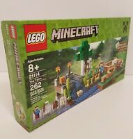 Lego Minecraft The Farm Set 21114 NEW Sealed - NO CANADIAN IMPORT FEES 🍁