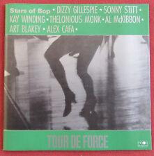 DIZZY GILLESPIE SONNY STITT KAY WINDING THELONIOUS MONK  CD TOUR DE FORCE LIVE