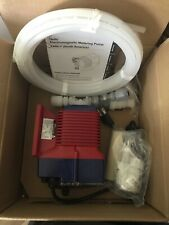 Chemical Metering Pump Walchem   EWN-B11TCUY-12, NEW, BOX OPENED for pictures