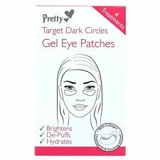 Pretty Treatments Target Dark Circles Gel Eye Patches 4 Innovative Design
