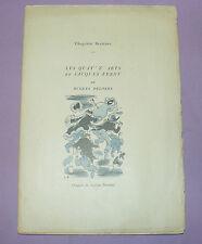 4306/LOT LIVRET CHANSONS CABARET MUSIQUE QUAT'Z'ARTS JACQUES FERNY L. BOUCHER...