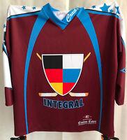 INTEGRAL VIERNHEIM Fantrikot Nr. 25 Eishockey Gr XL