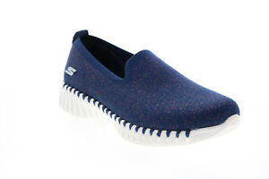 Skechers Go Walk Smart Oracle 124297 Womens Blue Athletic Walking Shoes