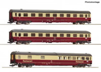 Roco 74096 HO Gauge DB Christoforus-Express Coach Set (3) IV