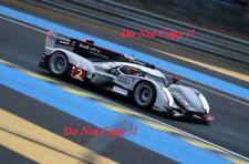 Fassler & Lotterer & Treluyer Audi R18 TDi Winners Le Mans 2011 Photograph 13