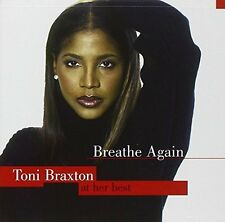 Toni Braxton Breathe again-At her best (2005, US) [CD]