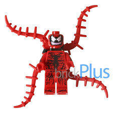 Lego Marvel CARNAGE Minifigure from 76036 Carnage's SHIELD Sky Attack