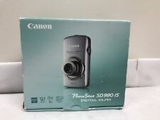 Canon PowerShot Digital ELPH SD980 IS / Digital IXUS 200 IS 12.1 MP