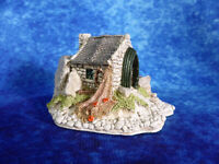 LILLIPUT LANE Fishermans Bothy 1989 Scottish Collection Handmade Model/Ornament