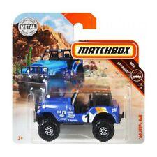 Matchbox '60 Jeep 4x4 MBX Off-Road 16/20 Modellino Fuoristrada Mattel
