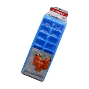 GOODCOOK ICE CUBE TRAYS SET OF TWO NEW BLUE FREE
