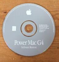 Power Mac G4 Software Restore Media 5 Disc Set 603-3123