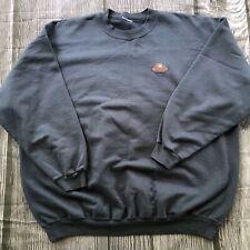 Vintage Wonder bread Dark Navy Blue Crewneck Sweatshirt Size XL?
