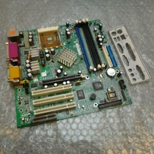 MSI MS-6367 VER:1.0 Socket 462 Motherboard System Board with CPU and BP N1996