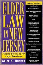 Elder Law in New Jersey: Finding Solutions for Legal Problems