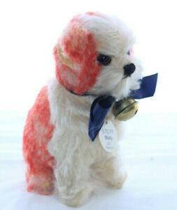 Steiff bears*Steiff Molly Dog  Ornament 1927 Replica ltd Edition 10cm*Ean 400964